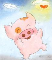 晴天PigPig健走团