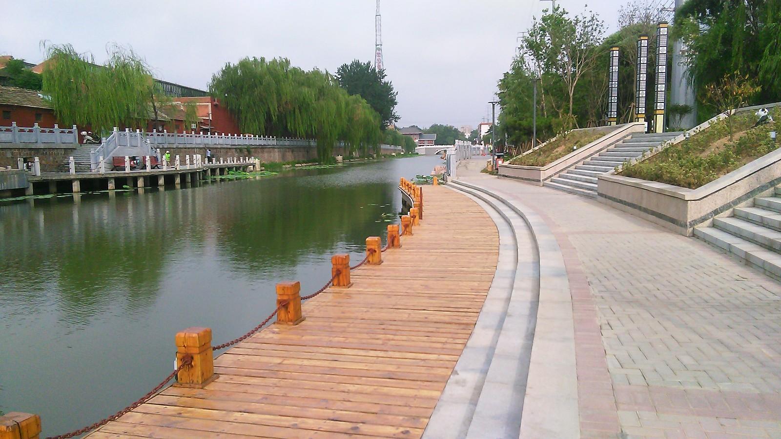 许昌西湖公园海洋馆