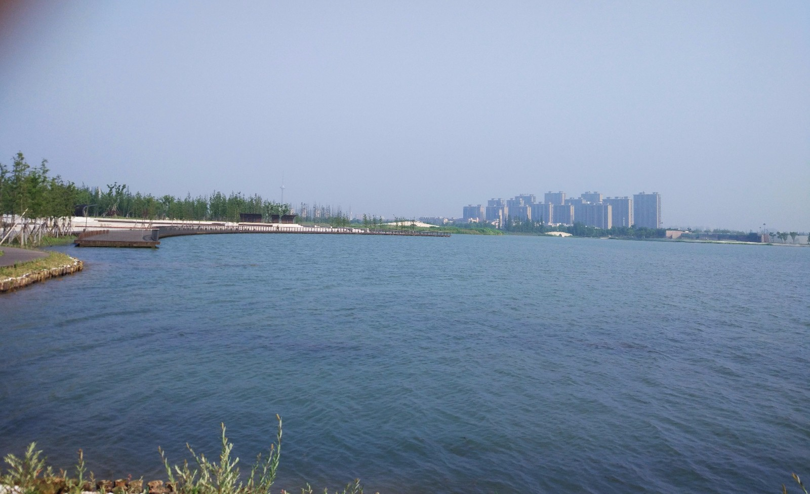 浙江省海宁市鹃湖公园
