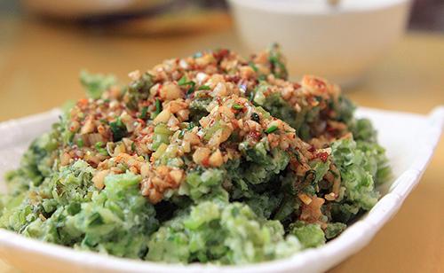 健康饮食不是吃糠咽菜